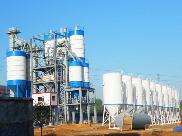 GJ100 tile adhesive manufacturing plant