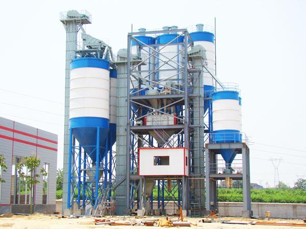 GJ60 tile adhesive manufacturing plant