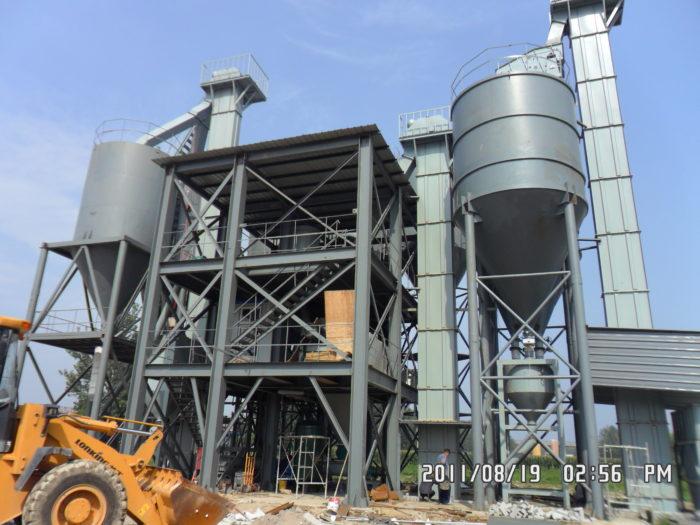 dry mortar plant manufacturer
