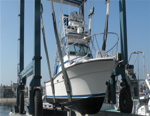 High Quality Marine Travel Lift Systems for Sale
